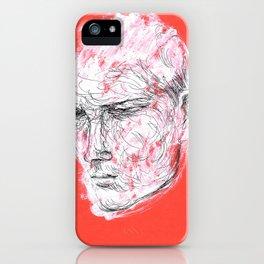 Dmitriy's head iPhone Case