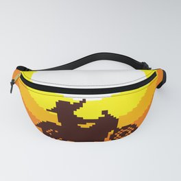 AND IVE GOT SUCH A LONG WAY TO GO TO GET IT TO THE BORDER OF MEXICO Fanny Pack