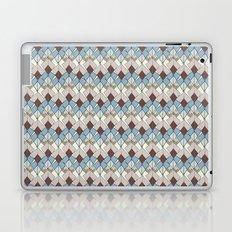 Retro Geometry Diamond Laptop & iPad Skin