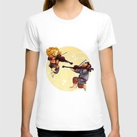 fili T-shirts featuring Fiddling Fili and Kili by quelm