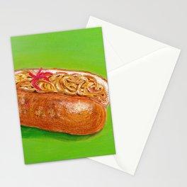 Yakisoba Dog Stationery Cards