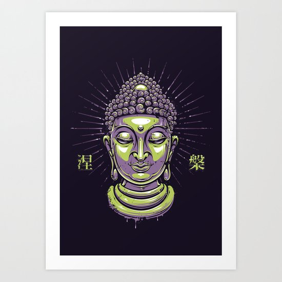 Great Buddha by kandygrafix