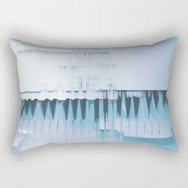 First Dissonance Rectangular Pillow