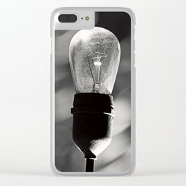 # 338 Clear iPhone Case