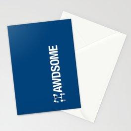 AWDSOME v5 HQvector Stationery Cards