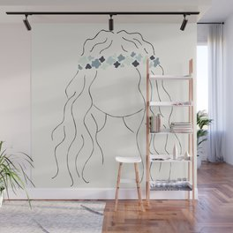 Janis with love Wall Mural