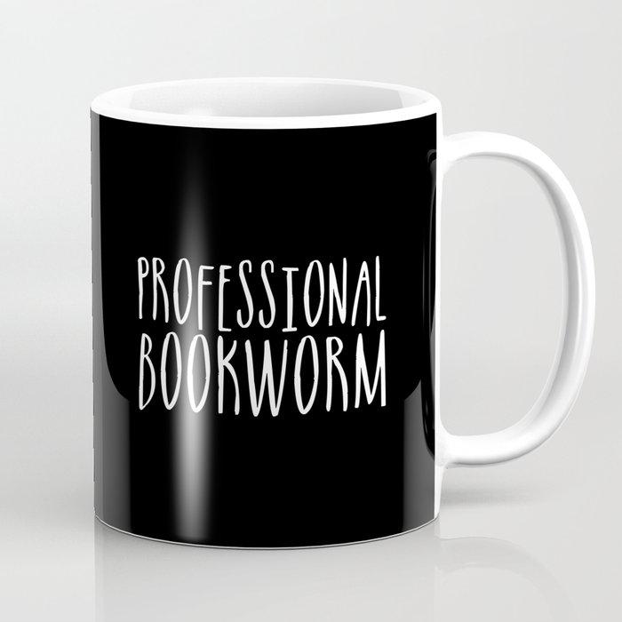 Professional bookworm - Inverted Coffee Mug