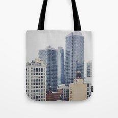 Views of New York City Tote Bag