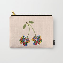 Cherry rubik Carry-All Pouch