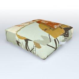 CABIN DOG Outdoor Floor Cushion