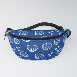 Shells and pearls Fanny Pack