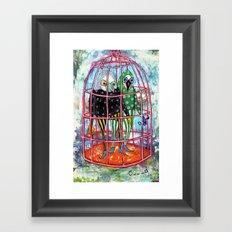 C...d Framed Art Print