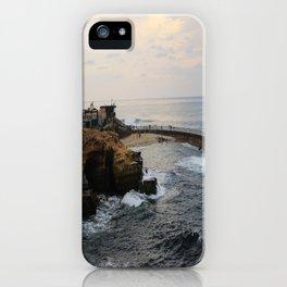 La Jolla, CA iPhone Case