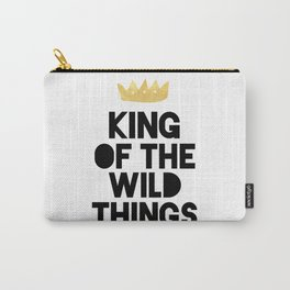 KING OF THE WILD THINGS Carry-All Pouch