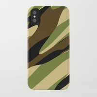 camo iPhone & iPod Cases featuring Camo by SShaw Photographic