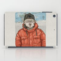 fargo iPad Cases featuring Lester Nygaard… He'd hate for your pretty face to freeze…  by suPmön