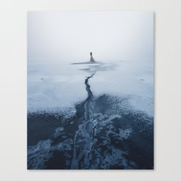 Winter's Sorrow Canvas Print