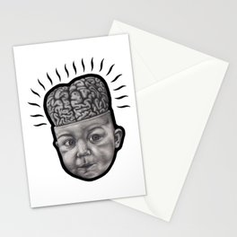 """Henry """"the brain"""" Stationery Cards"""