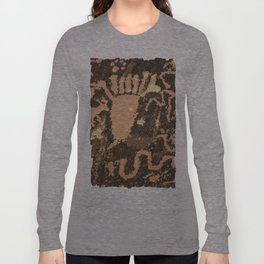Six Toes or Seven? Long Sleeve T-shirt