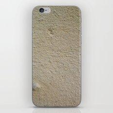 sandstone texture iPhone & iPod Skin