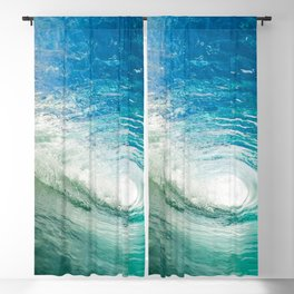 Wave Tube Blackout Curtain