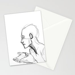 Gesture Stationery Cards