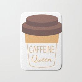 Caffeine Queen Bath Mat
