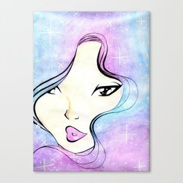 Celestial Wench Canvas Print