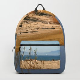 Water By The Ocean Backpack