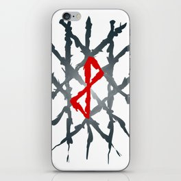 Wyrd Ole Ways iPhone Skin