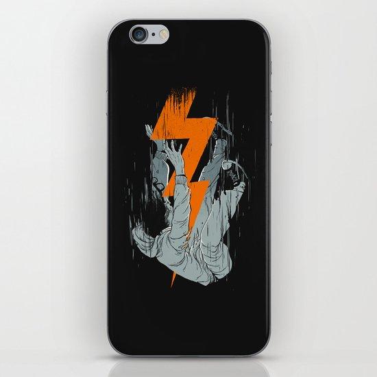 Fall Effect iPhone & iPod Skin