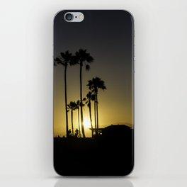 Summer's Last Fall iPhone Skin