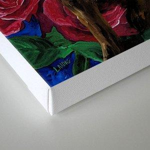 Bee Bee Bonita Remix Canvas Print