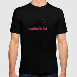 Get wonderfully lost! T-shirt