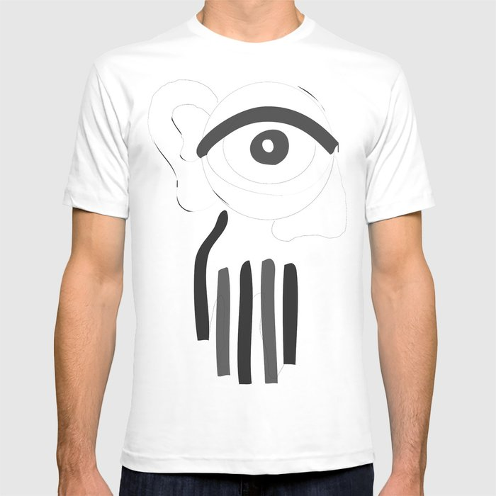 mein aügapfel T-shirt