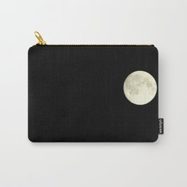 The moon over my balcony Carry-All Pouch