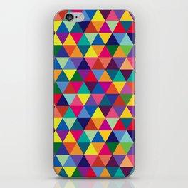 Geometric Pattern #6 iPhone Skin