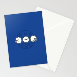 Boo No Evil Stationery Cards
