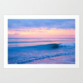 Mexico Sunset II Art Print