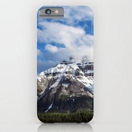 Glacier National Park Alberta iPhone Case
