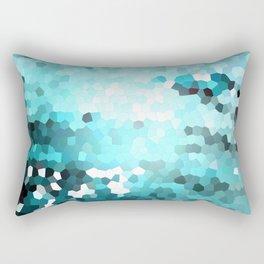 Hex Dust 2 Rectangular Pillow