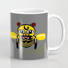 Hei Tiki Bee Toy Coffee Mug