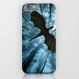 Flying Dragon iPhone Case