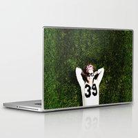 niall Laptop & iPad Skins featuring Niall Horan by Becca / But-Like-How