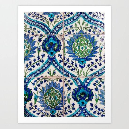 Maroc Art Print