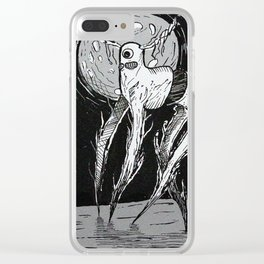 Moonlighe Clear iPhone Case