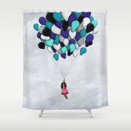 Liberation Shower Curtain