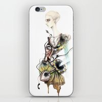 dali iPhone & iPod Skins featuring Dali by ginosunscreen