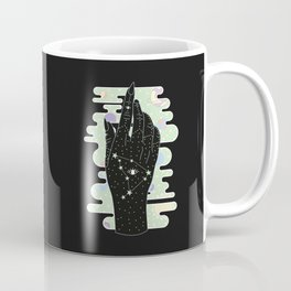 Capricorn - Zodiac Illustration Coffee Mug