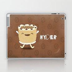 Coffee Cake Laptop & iPad Skin